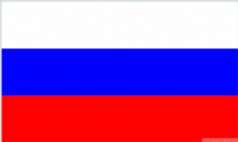 RUSSIA - 8 X 5 FLAG